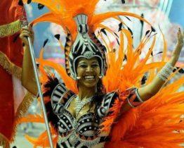 Carnival 2019 Rio, Iguassu Falls and Paraty
