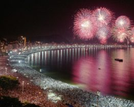 NEW YEAR'S EVE 2018-2019 RIO